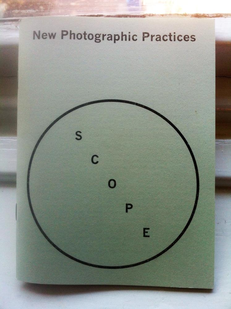 SCOPE: New Photographic Practices (2/6)